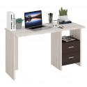 Компьютерный стол Домино Lite СКЛ-Прям130 (левый)