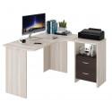 Компьютерный стол Домино Lite СКЛ-Угл130 (правый)