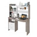 Компьютерный стол Домино Lite СКЛ-Крл120+НКЛ-120 (правый)