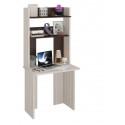 Компьютерный стол Домино Lite СКЛ-Прям 80 (без тумбы) + НКЛХ-80