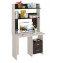 Компьютерный стол Домино Lite СКЛ-Прям100+НКЛХ-100 (левый)
