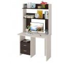 Компьютерный стол Домино Lite СКЛ-Прям100+НКЛХ-100 (правый)