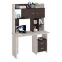 Компьютерный стол Домино Lite СКЛ-Прям120+НКЛХ-120 (левый)