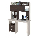 Компьютерный стол Домино Lite СКЛ-Прям120+НКЛХ-120 (правый)