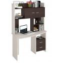 Компьютерный стол Домино Lite СКЛ-Крл120+НКЛХ-120 (левый)