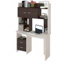 Компьютерный стол Домино Lite СКЛ-Крл120+НКЛХ-120 (правый)