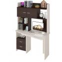 Компьютерный стол Домино Lite СКЛ-Трап120+НКЛХ-120 (правый)
