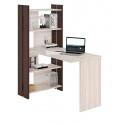 Компьютерный стол Домино Lite СТЛ-ОВ+С100Прям (без тумбы)