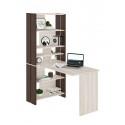Компьютерный стол Домино Lite СТЛ-ОВХ+С100Прям (без тумбы)