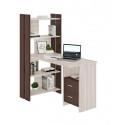 Компьютерный стол Домино Lite СТЛ-ОВ+С100Прям+ТЯЛ