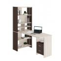 Компьютерный стол Домино Lite СТЛ-ОВХ+С120Прям+ТЯЛ