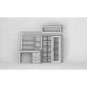 Домашний офис Nobile 1.1