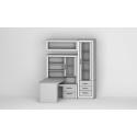 Домашний офис Nobile 1.3