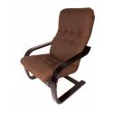 """Кресло """"Сайма"""" (ткань Кофе)"""