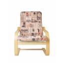 "Кресло ""Сайма"" (ткань Винум 02)"
