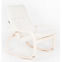 """Кресло-качалка """"Сайма"""" (ткань Гардения)"""