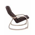 """Кресло-качалка """"Сайма"""" (ткань Кофе)"""