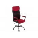 Компьютерное кресло Aven красное / черное