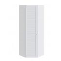 Шкаф угловой с 1-ой дверью «Ривьера» СМ 241.23.003 (Белый)