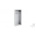 Шкаф для одежды с 2-мя дверями «Ривьера» СМ 241.22.002