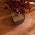 Коврик напольный круглый 126020RR