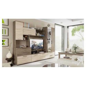 Набор мебели для общей комнаты «Марта» (Дуб Сонома трюфель/Дуб Сонома)