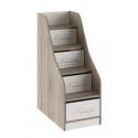 Лестница приставная с ящиками «Брауни» ТД-313.11.12