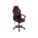 Компьютерное кресло Raid черное / красное