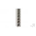 Шкаф для белья с 1 глухой дверью с опорой «Сабрина» (Кашемир)