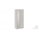 Шкаф для одежды с 1 глухой и 1 зеркальной дверью «Сабрина» (Кашемир)