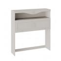 Шкаф навесной с карнизом «Сабрина» СМ-307.15.001 (Кашемир)