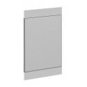 Зеркало навесное «Фьюжн» (Венге Линум/Белый глянец)