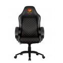 Игровое компьютерное кресло COUGAR FUSION (black)
