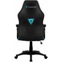 Игровое компьютерное кресло ThunderX3 EC1 Black-Cyan