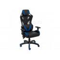 Компьютерное кресло Markus черное / синее