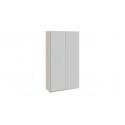 Шкаф-купе 2-х дверный «Траст» (Дуб Сонома/Белый снег) СШК 2.120.60-11.11