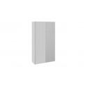 Шкаф-купе 2-х дверный «Траст» (Белый снег/Зеркало) СШК 2.120.60-11.13