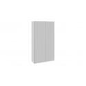 Шкаф-купе 2-х дверный «Траст» (Белый снег/Стекло Белый Глянец) СШК 2.120.60-15.15