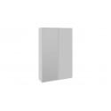 Шкаф-купе 2-х дверный «Траст» (Белый снег/Стекло Белый глянец) СШК 2.140.70-13.15