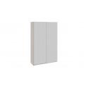 Шкаф-купе 2-х дверный «Траст» (Дуб Сонома/Белый снег) СШК 2.140.70-11.11