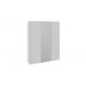Шкаф-купе 3-х дверный «Траст» (Белый снег) СШК 2.180.60-11.13.11