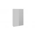Шкаф-купе 2-х дверный «Траст» (Белый снег) СШК 2.140.70-11.13