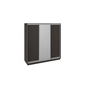 Шкаф-купе 3-х дверный «Румер» (Венге) СШК 1.210.70-11.13.11