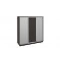Шкаф-купе 3-х дверный «Румер» (Венге) СШК 1.210.70-13.11.13