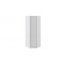 Шкаф угловой с 1 глухой дверью правый «Франческа» СМ-312.07.023R (Дуб Седан)
