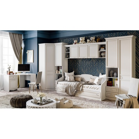 Набор детской мебели «Франческа» №2 ГН-312.102 (Дуб Седан)