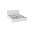 Кровать «Наоми с подъемным механизмом СМ-208.01.05 (Белый глянец)