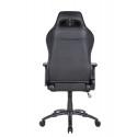 Игровое компьютерное кресло TESORO Alphaeon S1 Black/Carbon Fiber