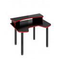 Игровой компьютерный стол СКЛ-ИГР120МОЧ+НКИЛ120