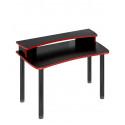 Игровой компьютерный стол СКЛ-СОФТ140МОЧ+НКИЛ140